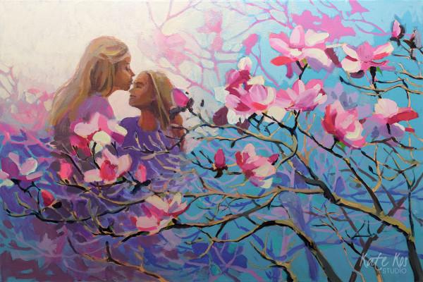 Magnolia Kiss