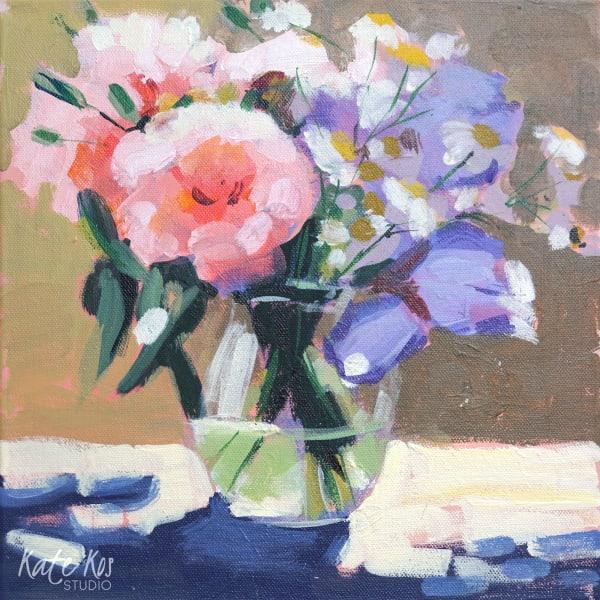 Poenies and Irises
