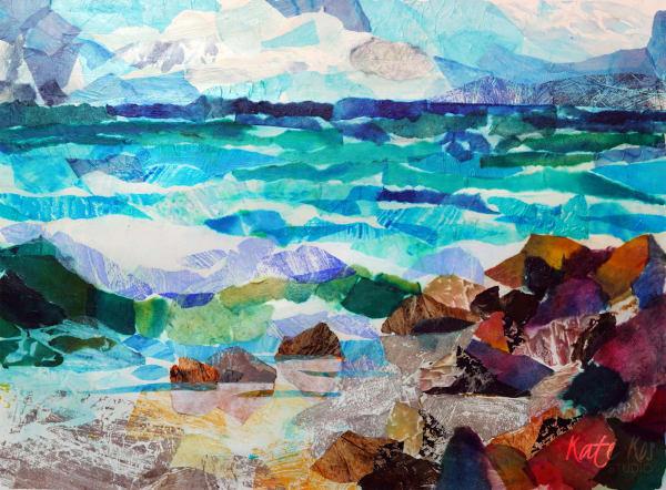 Seascape Collage