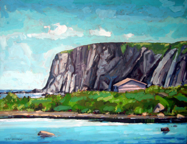 Cove Near Cape Onion, Northern Newfoundland