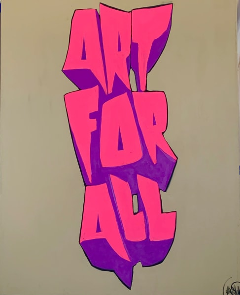 Art For All Letters
