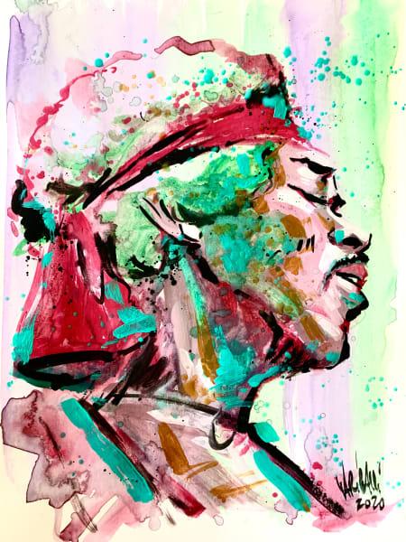 Jimi Hendrix Study