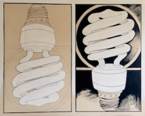 Light Bulbs Series XII