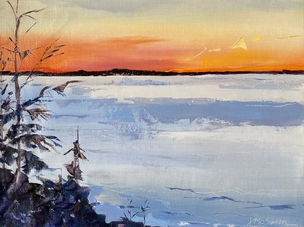 Prospect Harbor Sunset