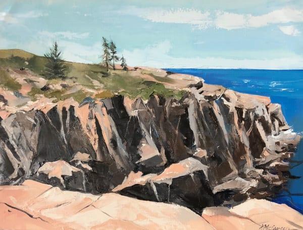 Little Moose Island Cliffs