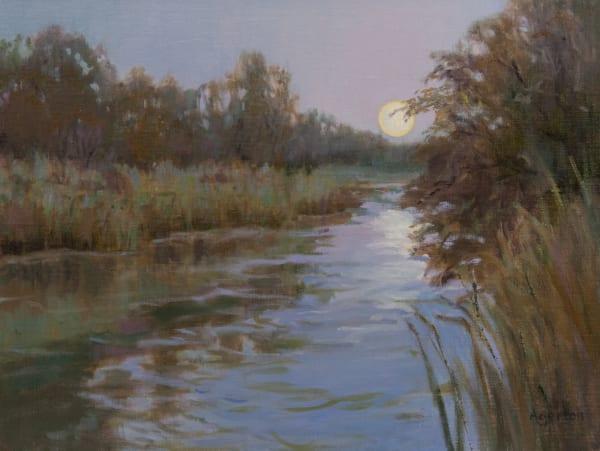 Moonlight on the Creek