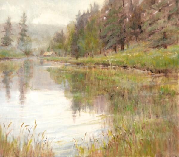 Wetland's Pond