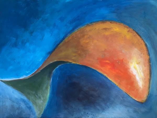 1262 Light Orange Fish