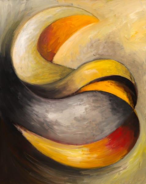 1306 Golden Swirl