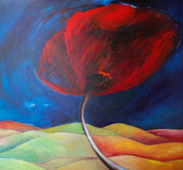 1357 Red Poppy