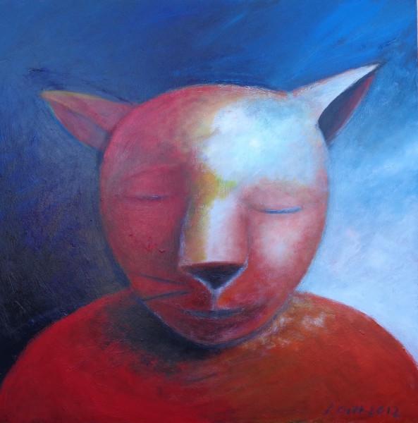 1078 Red Cat