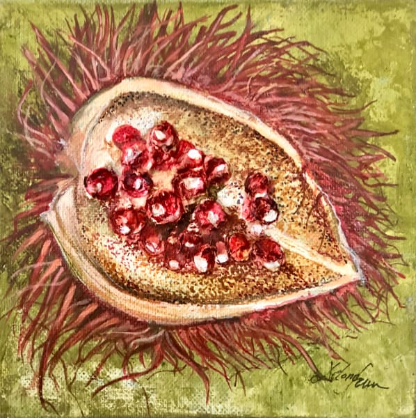 All the best annatto seeds are gone