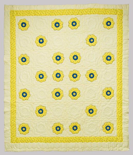 Cornflower Quilt