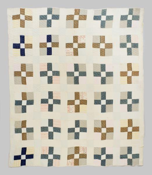 Modified Nine Patch Quilt