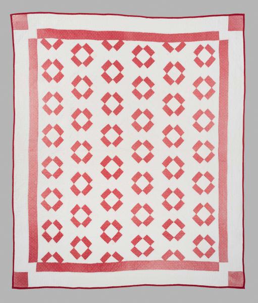 Nine Patch Variation Quilt