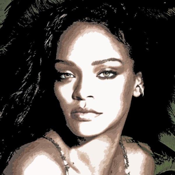 Rihanna Two