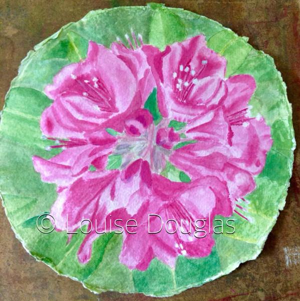 Jen's flower circle