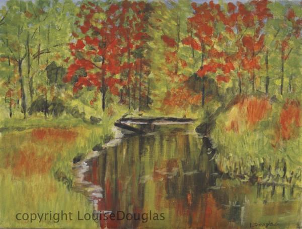 Autumn River Colors