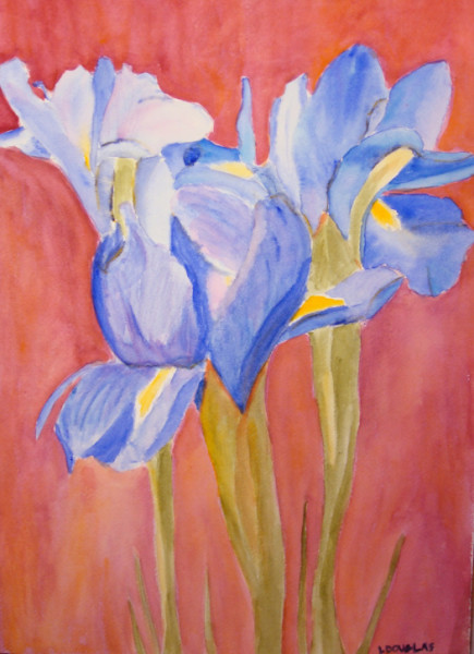 Mother's Day Irises
