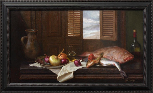 Still Life with an Ocean View