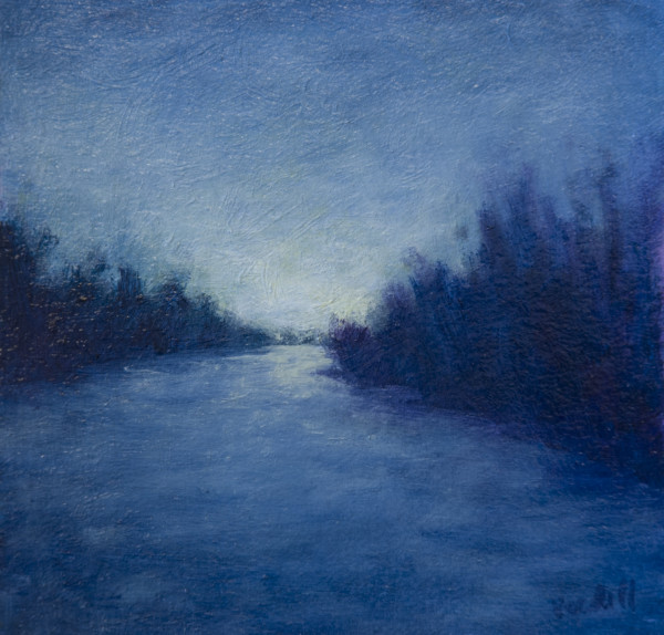 Twilight River