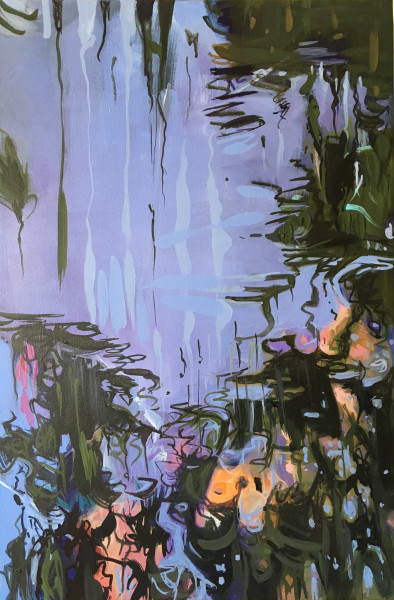 Shoreline Discourse at Big Bald Lake