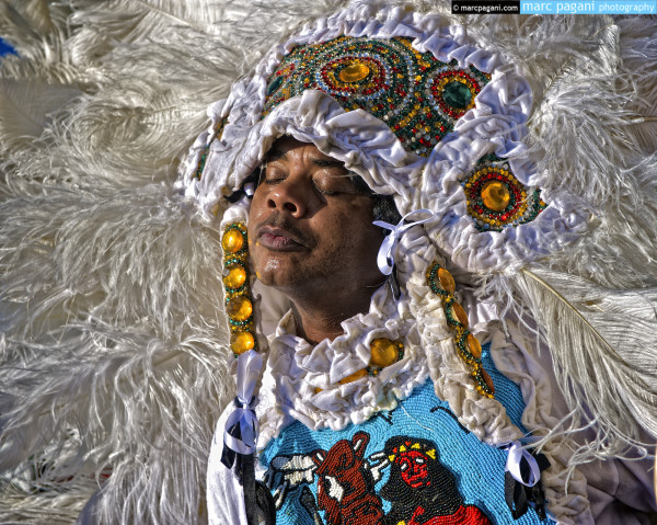 Honey Bannister - Creole Wild West Indians - Super Sunday
