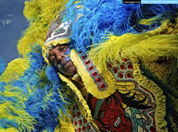 Third Chief Vic -  Golden Blades - Super Sunday