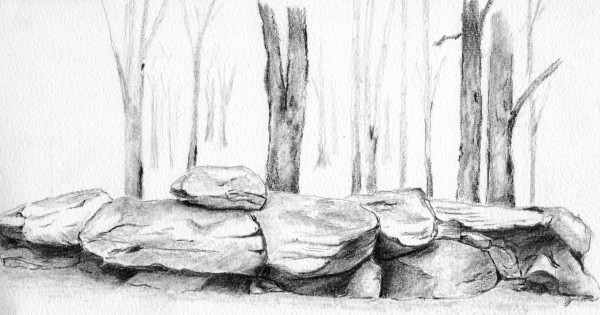 study of boulders