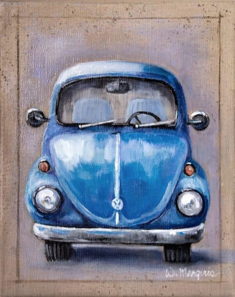 Bluebell Beetle