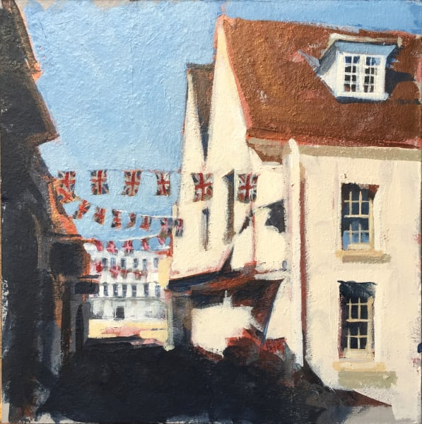 Church Lane, Windsor (study)