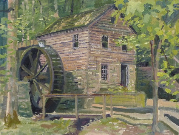 Norris Lake Grist Mill