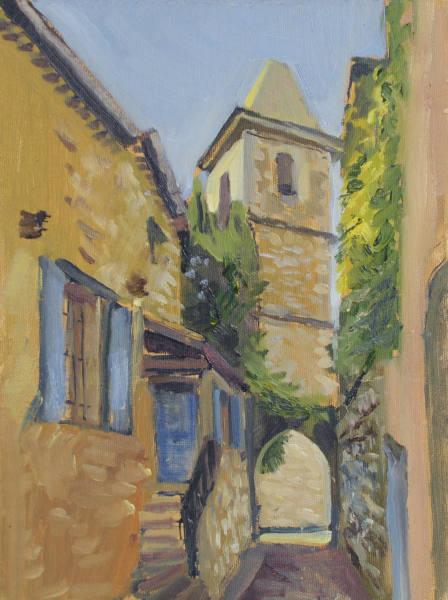Eglise de Mirabeil