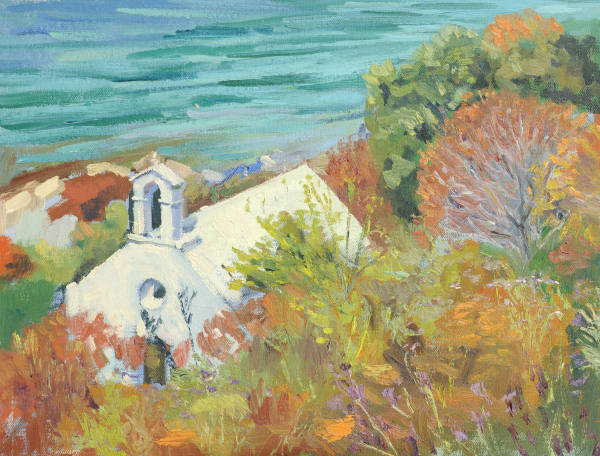 Ekklisia Agios Ioannis (Sacred Church of St. John), Crete