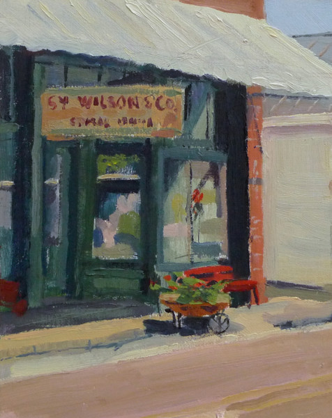 S.Y. Wilson Storefront
