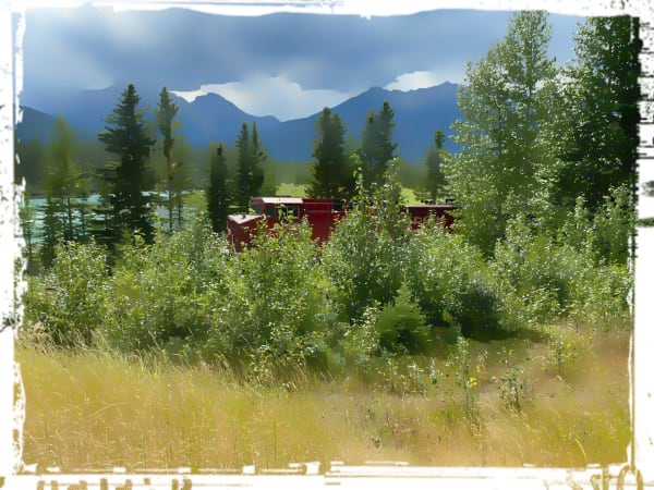 Bow Valley - Romance of the Train