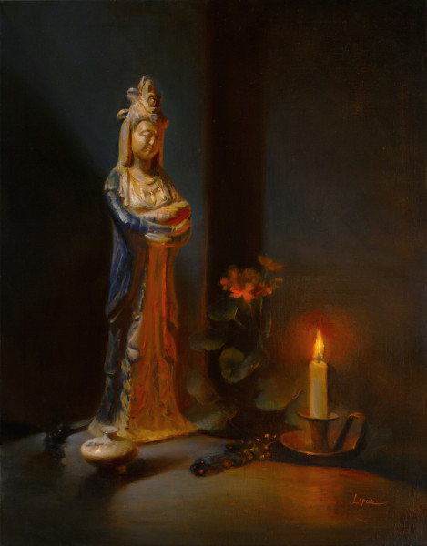 Guan Yin, A prayer for Compassion