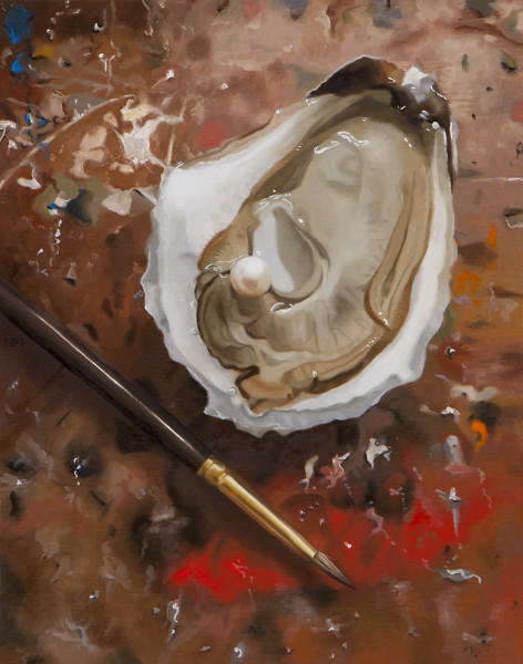 The Painted Oyster