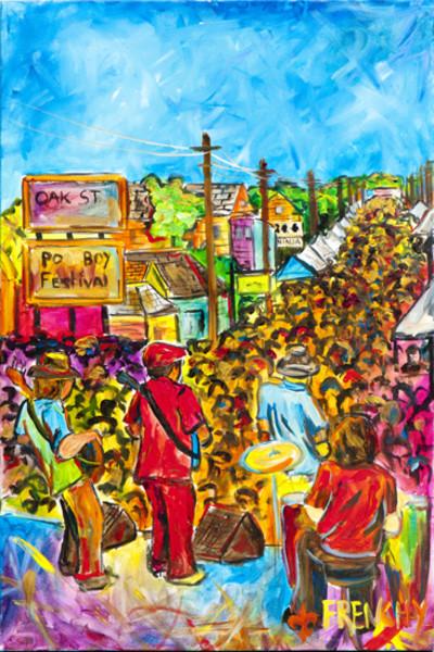 2008 PoBoy Festival