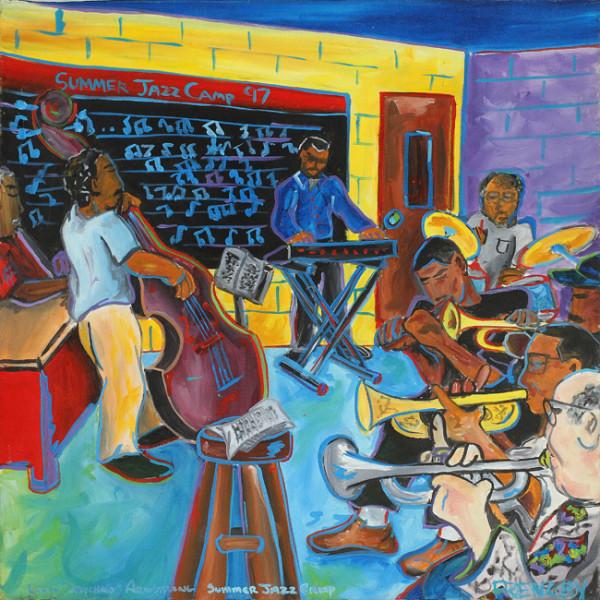 Louis Armstrong Jazz  Camp