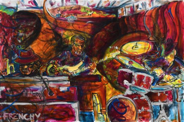 George Porter Trio @ the Maple Leaf