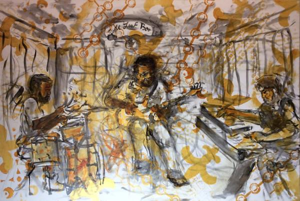 George Porter Trio