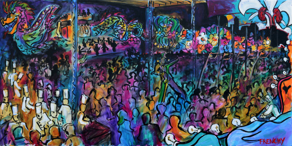 Endourology Events @ Mardi Gras World