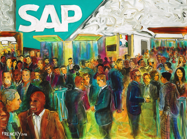 SAP - Atlanta 25th Anniversary Party