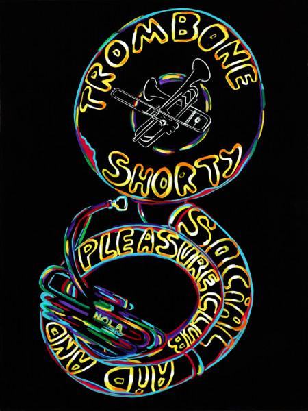 Trombone Shorty Social Aid and Pleasure Club