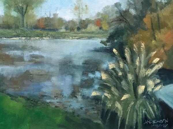 Home Pond, 10/30/2016