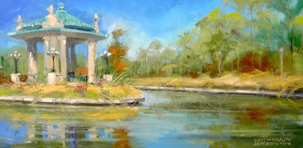 Light and Beauty, Pagoda Circle