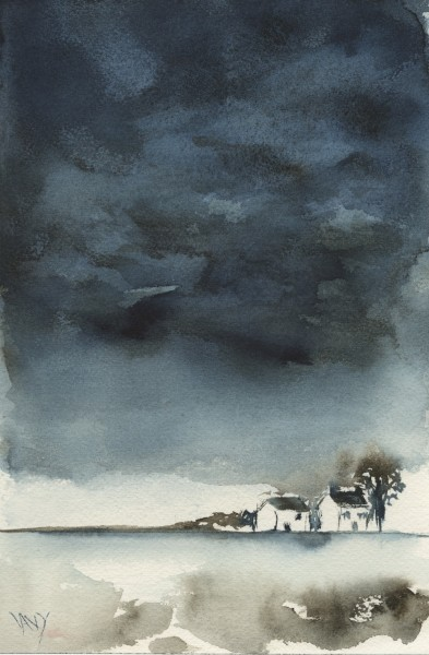 Storm over Brittany