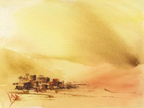 Sandstorm Approaching