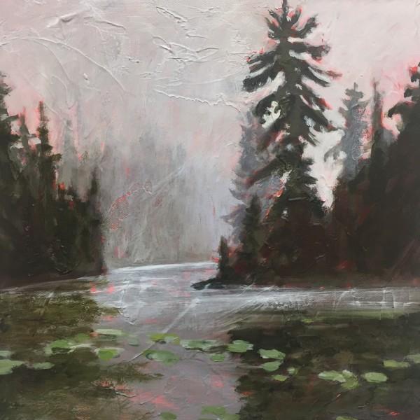 Pink Pond #5